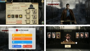 War of Mafias:Zombies Secret