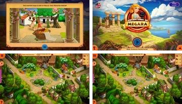 Adventures of Megara
