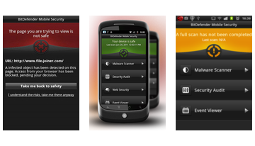 BitDefender Mobile Security ""