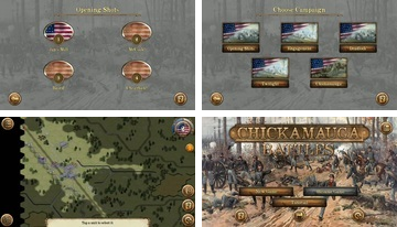 Chickamauga Battles