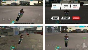 Drift Bike Racing