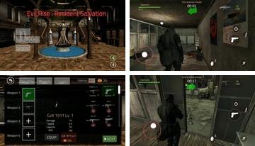 Evil Rise: Zombie Resident