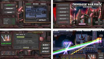 Forsvar Matrix: Alien Invasion