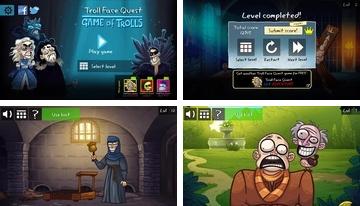Troll Face Quest: Trollu spēle