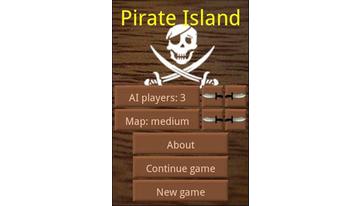 Pirate острови