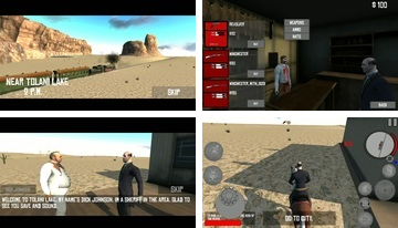 Old West (Sandboxed Western)