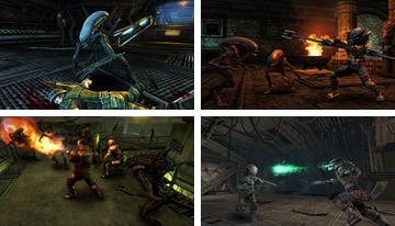 Aliens vs Predator: Evrim