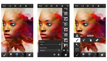 Photoshop Touch til telefon