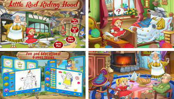Little Red Riding Hood libro