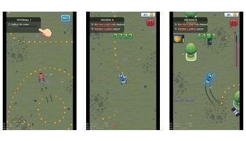 Drifters de pixels: Nitro