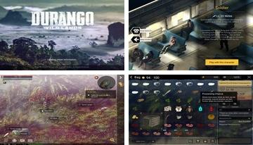 Durango: terre selvagge