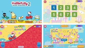 Hello Kitty Racing Adventures 2