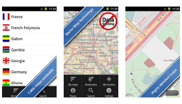 City Maps 2Go Hors Cartes