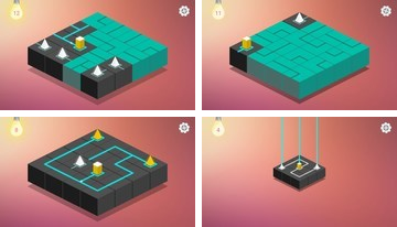 Maze Light - Power Line Puzzle