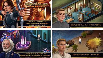 The Hunger Games piedzīvojumi