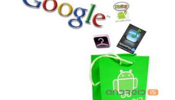 Έσοδα Android Market χτύπημα καταγράφουν
