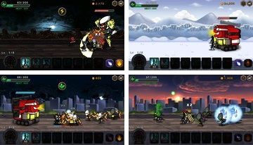 HERO WARS: Super-Stickman-Verteidigung