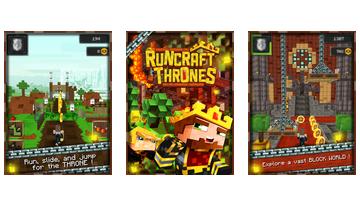 RunCraft - Troni