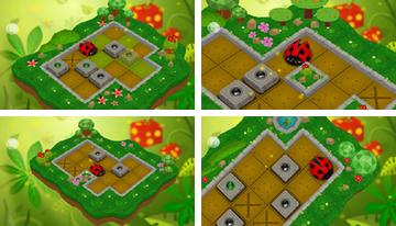 Sokoban의 정원 3D