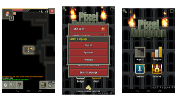 Remixelt Pixel Dungeon