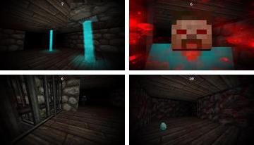 Herobrine Maze 3D: Slender Man