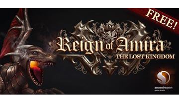 Reign of Amira: The Lost Kingdom