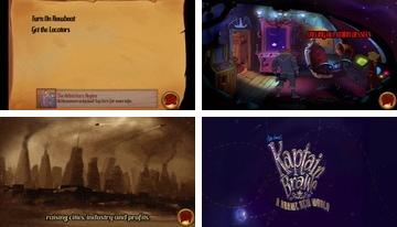 Kaptain Brawe: O nouă lume a lui Brawe