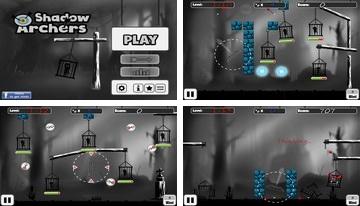 Shadow Archer fight - jeux d'arc et de flèche