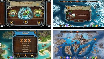 Fort Defense Saga: Pirates