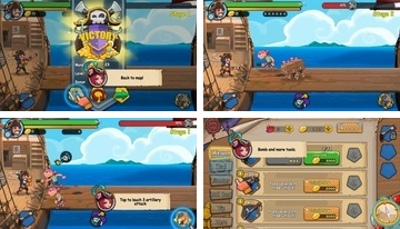 Pirate Defender: Captain Shooting Offline