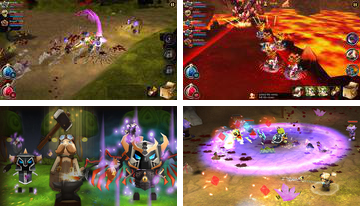 Elementi: Epic varoņi