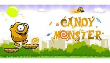 Süßigkeit Monster