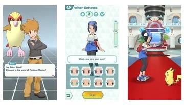 Pokémono meistrai