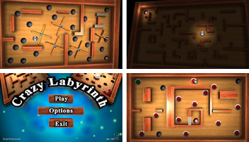 Ludi Labyrinth 3D