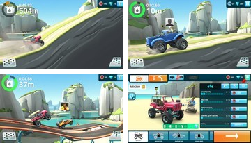 MMX Hill Dash 2 - Offroad Truck, Auto i Bike Racing