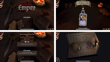 "Išdavikų ""Empire Card RPG"""