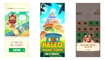 Paleo: Rising Town