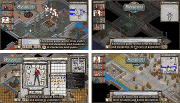 Avernum: Escape From Afgrunden