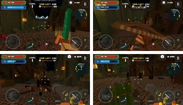 Dungeon Hero: A Survival Games Story
