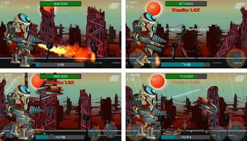 Robot Conqueror