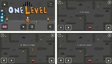 One Level: Stickman Jailbreak