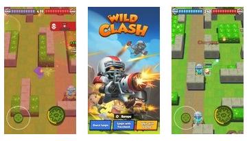 Wild Clash - Bătălia online