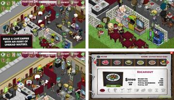 Zombie kavinė