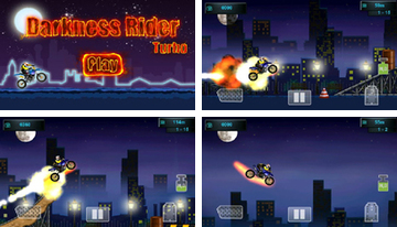 Ténèbres Rider Turbo