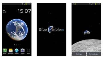 Blue Marble HD