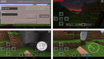 Minecraft - Pocket Edition ""