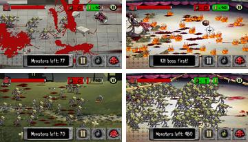 ApocaMonster: Zombies och demoner