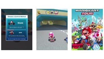 Mario kart tur