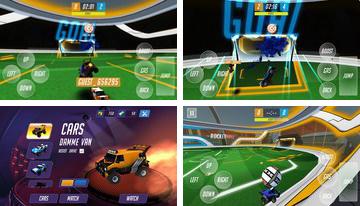 Rocketball: čempionatas čempionatas