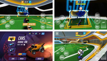 RocketBall: Cup Championship